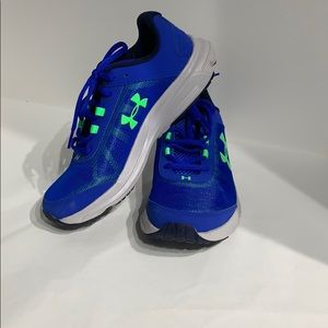 Under Armour athletic sneakers